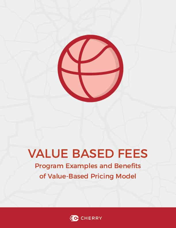 value based pricing with points